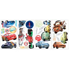 "Disney ""Cars 2"" Cutout Wall Decal"