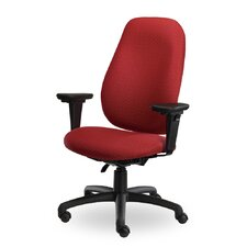 Contour II High-Back Task Chair with Arms