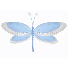 Dragonfly Hanging Sparkle Nylon 3D Wall Decor