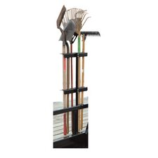 Open Trailer Hand Tool Rack