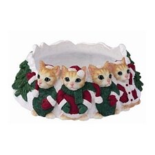 Orange Tabby Pet Candle Topper