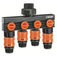 4-Way Water Distributor
