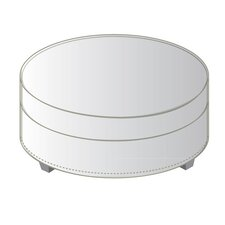 Outdoor Protective Cover for Wicker Round Coffee Table