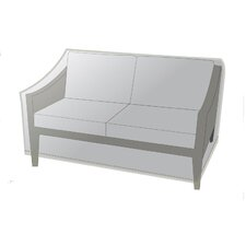 Outdoor Protective Cover for Wicker Love Seat