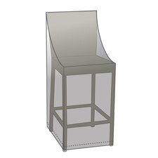 Outdoor Protective Cover for Wicker Barstool