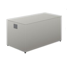 Outdoor Protective Cover for Wicker Storage Chest