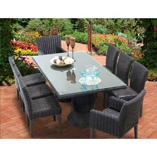Venice 9 Piece Dining Set