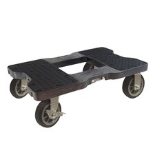 """9.5"""" x 20.5"""" x 32"""" All-Terrain Dolly with Optional E-Strap Attachment and Bar"""