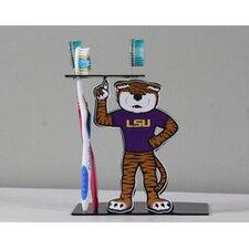 LSU Mascot Toothbrush Holder