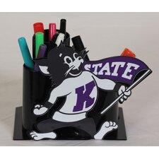 Kansas State University Mascot Desktop Pencil Holder