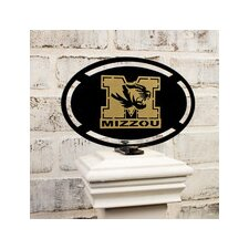 University of Missouri Collegiate Logo Mailbox Post Cap