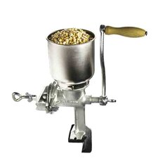 Cast Iron Corn Grinder or Wheat Grain Mill