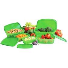 20 Piece Always Fresh Plastic Food Storage Container Set