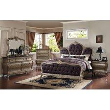 Roma Panel Customizable Bedroom Set
