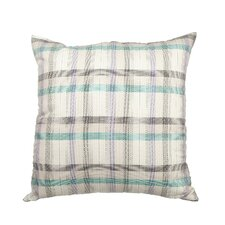 Delano Décor Multi-Plaid Cotton Throw Pillow