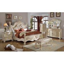 Monaco Panel Customizable Bedroom Set