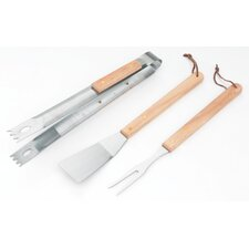 3-Piece Barbecue Tool Set