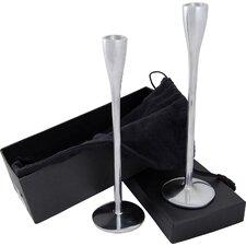 Designer Series Aluminum Candle Sticks