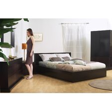 Zurich Platform Customizable Bedroom Set