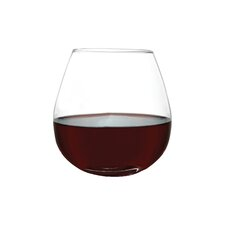 Perfection Stemless Red Wine Glass