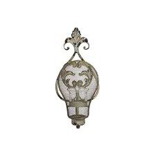 Metal Light Bulb Wall Sconce
