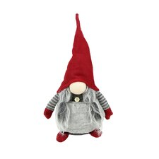 2 Assorted Girl and Boy Gnome Couple with Cap