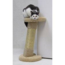 Corner Cat Scratcher Post