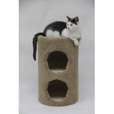 """21"""" Two Story Cat Condo"""