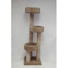 """70"""" Triple Stacker Cat Tree"""