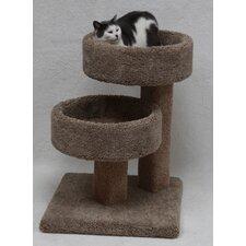 "28"" Double Stacker Cat Condo"