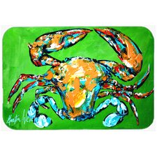 Wide Load Crab Kitchen/Bath Mat