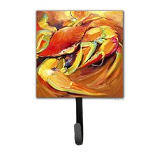Crab Spice Leash Holder and Key Hook