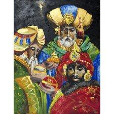 The Three Wise Men 2-Sided Garden Flag