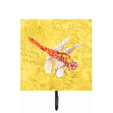 Dragonfly Leash Holder and Wall Hook
