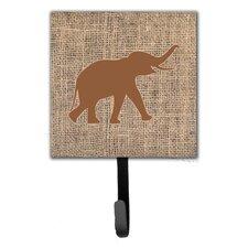 Elephant Leash Holder and Wall Hook