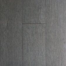 """4-1/2"""" Engineered Bamboo Hardwood Flooring in Mineral Gray"""