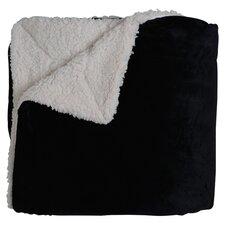 Mink Oversized Sherpa Blanket