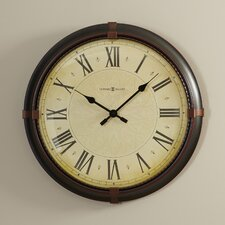 "Oversized 24"" Atwater Wall Clock"