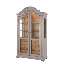 3 Drawer Display Cabinet