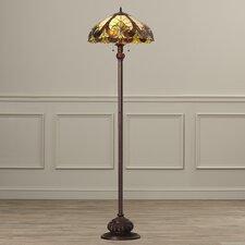 Shepherd Floor Lamp with 300 Glass Pieces