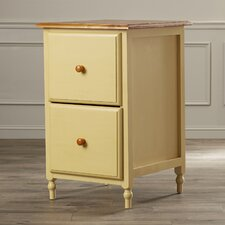 Myles 2 Drawer File Cabinet
