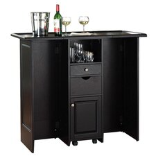 Olivier Bar with Wine Storage