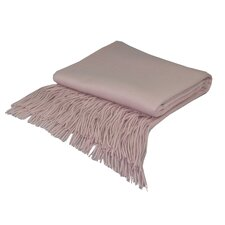Rede Cashmere / Wool Throw Blanket