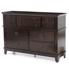 Sandes 7 Drawer Dresser
