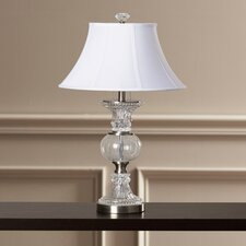"Rafferty 28"" H Table Lamp with Bell Shade"