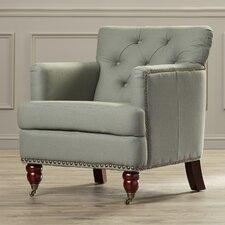 Haukesworth Linen Arm Chair