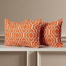 Cod Indoor/ Outdoor Throw Pillow (Set of 2)