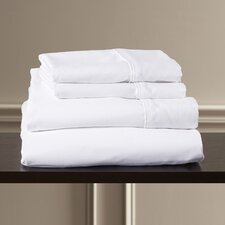 Knight 1200 Thread Count Egyptian Cotton Solid Sheet Set