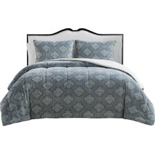 Eversole 3 Piece Comforter Set