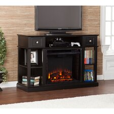 Allsop TV Stand with Electric Fireplace